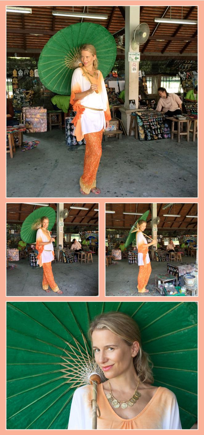 LOOK 8: De mercadillos por Chiang Mai