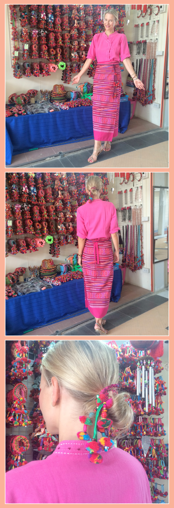 LOOK 11: Así se visten las tailandesas