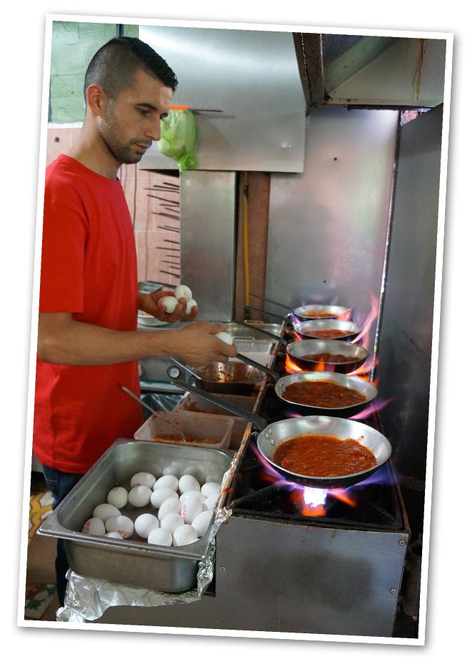 Restaurante Doctor Shakshuka