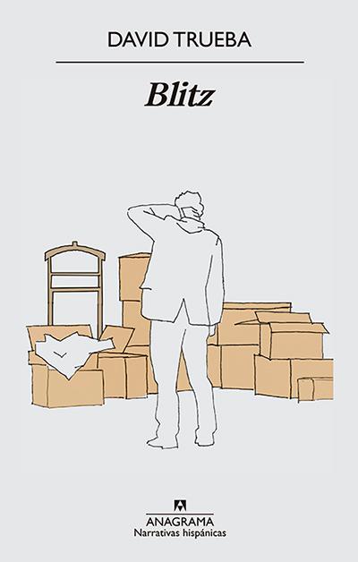 Blitz, de David Trueba (Ed. Anagrama)