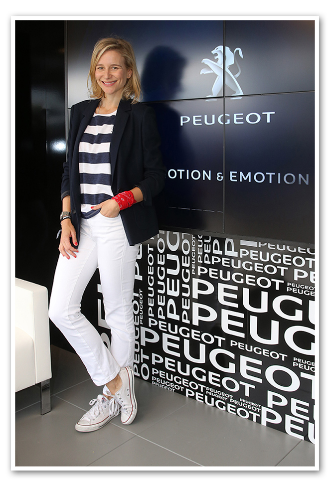 María León con línea Sport de Pedro del Hierro