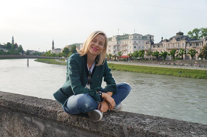 Estilismo de mi viaje a Salzburgo