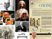 Un viaje por los grandes cocineros de la Historia