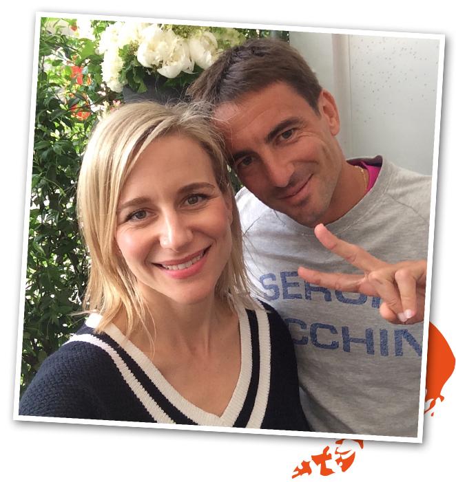 Roland Garros: Tenis très chic con Peugeot