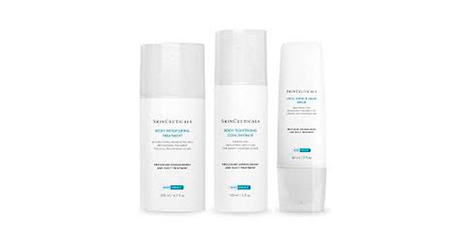 Trío Body Correct de SkinCeuticals