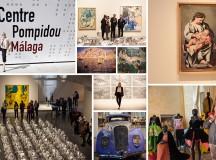 Málaga, la milla de oro… del arte