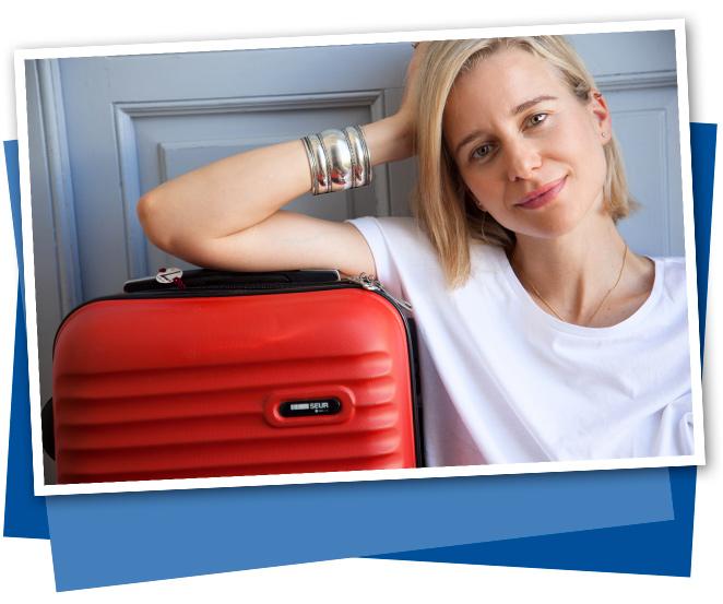 SEUR te facilita la vida para viajar!!! | Blog María León Style ...