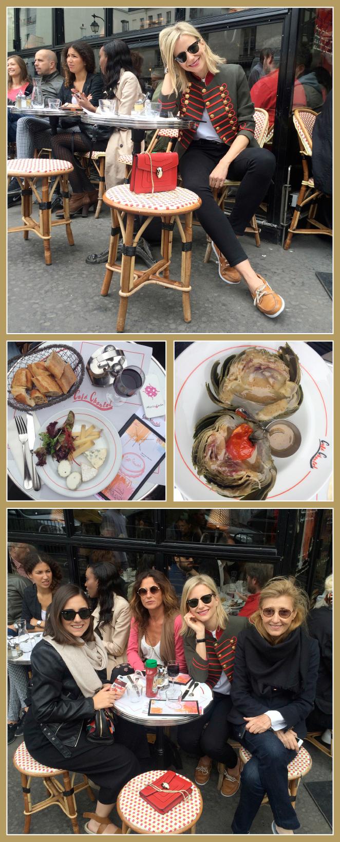 Café Charlot, barrio Le Marais en Paris