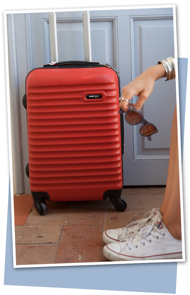SEUR te facilita la vida para viajar