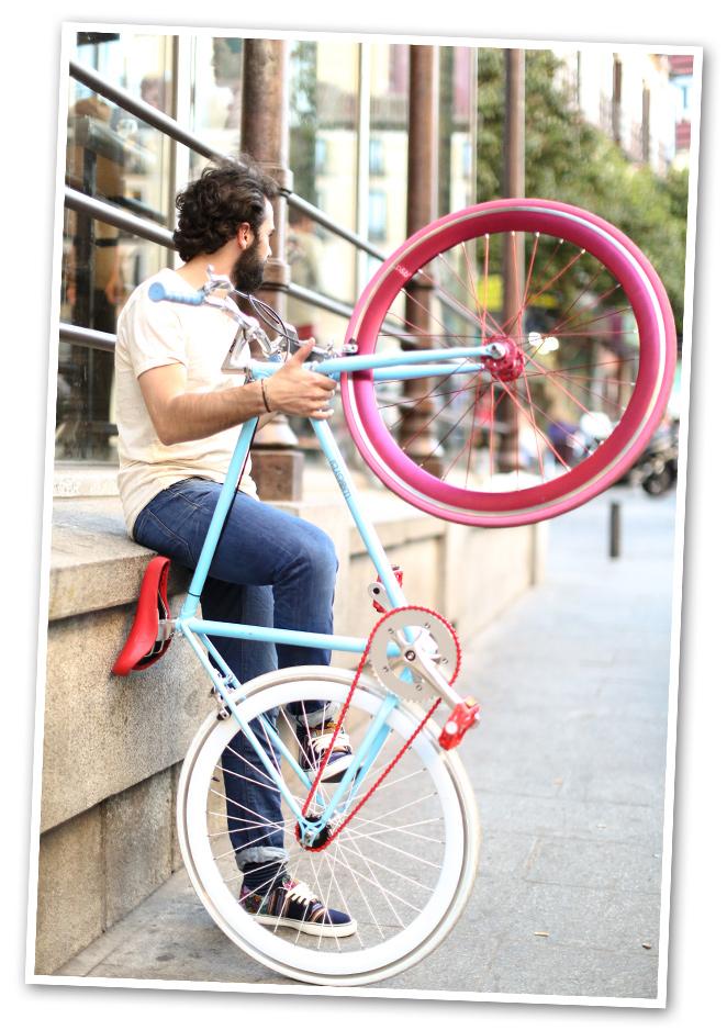 Wobybi: La bicicleta está de moda