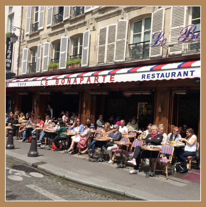 Restaurante Le Bonaparte, París