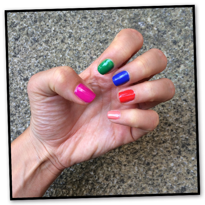 Centro Nails Couture: Para un día playero