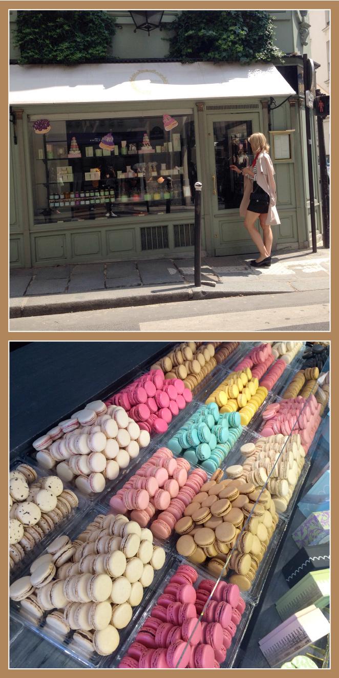 Ladureé, París
