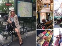 Recorriendo el barrio Saint Germain des Prés en Paris