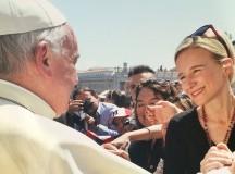 El día que conocí al Papa Francisco