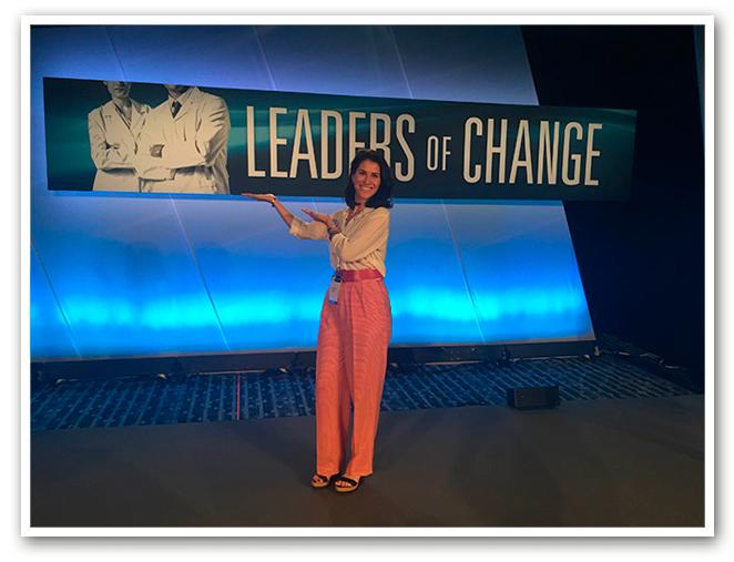 """La Doctora Beatriz Solano en el congreso de Invisalign """"SUMMIT BARCELONA INVISALIGN 2015"""" que tuvo lugar recientemente en Barcelona"""