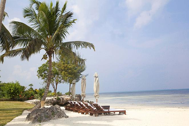 Esa playa paradisíaca en la que me daría un baño cada día…