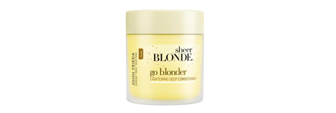 John Frieda Go Blonder Mascarilla Intensiva