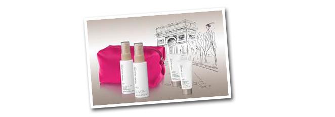 Travel Set Hidratación Escapade Arc de Triomphe de Maria Galland