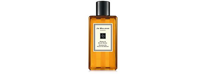 Peony & Blush Suede Shower Oil de Jo Malone