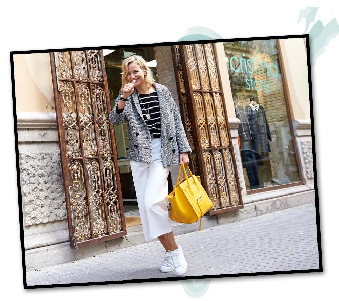 Un poco de shopping por la calles Sorní, Jorge Juan, y Cirilo Amorós, que son una de las más comerciales de la ciudad y que están en pleno centro