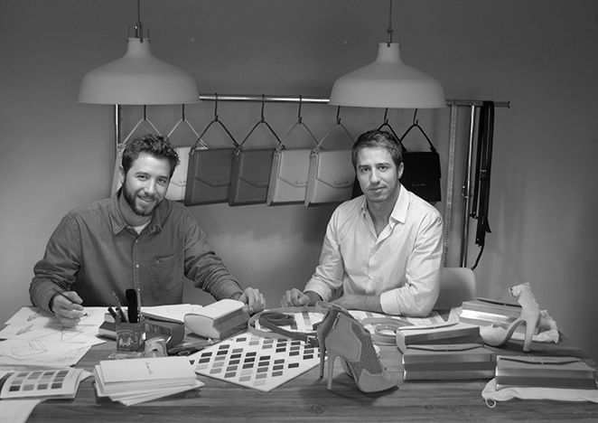 Los hermanos Ed y Will creadores de la firma