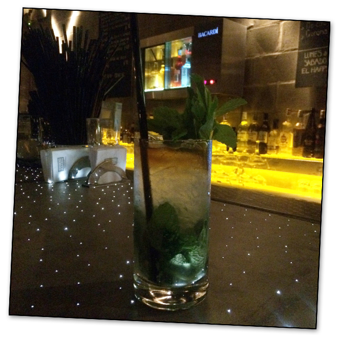 Gran Bar Danzon en Recoleta