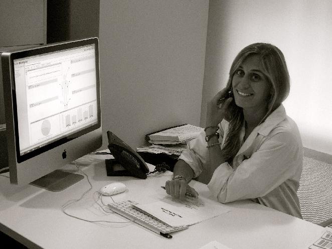 Nutricionista María Recasens