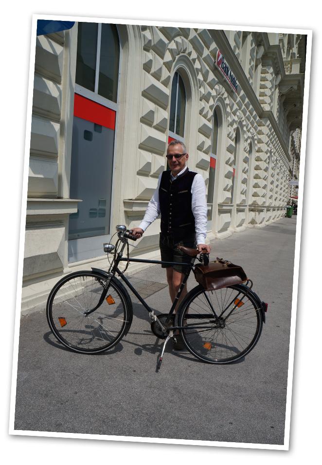 Vestimenta típica de Austria