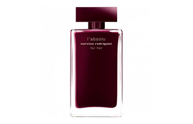L'absolue for her Narciso Rodriguez