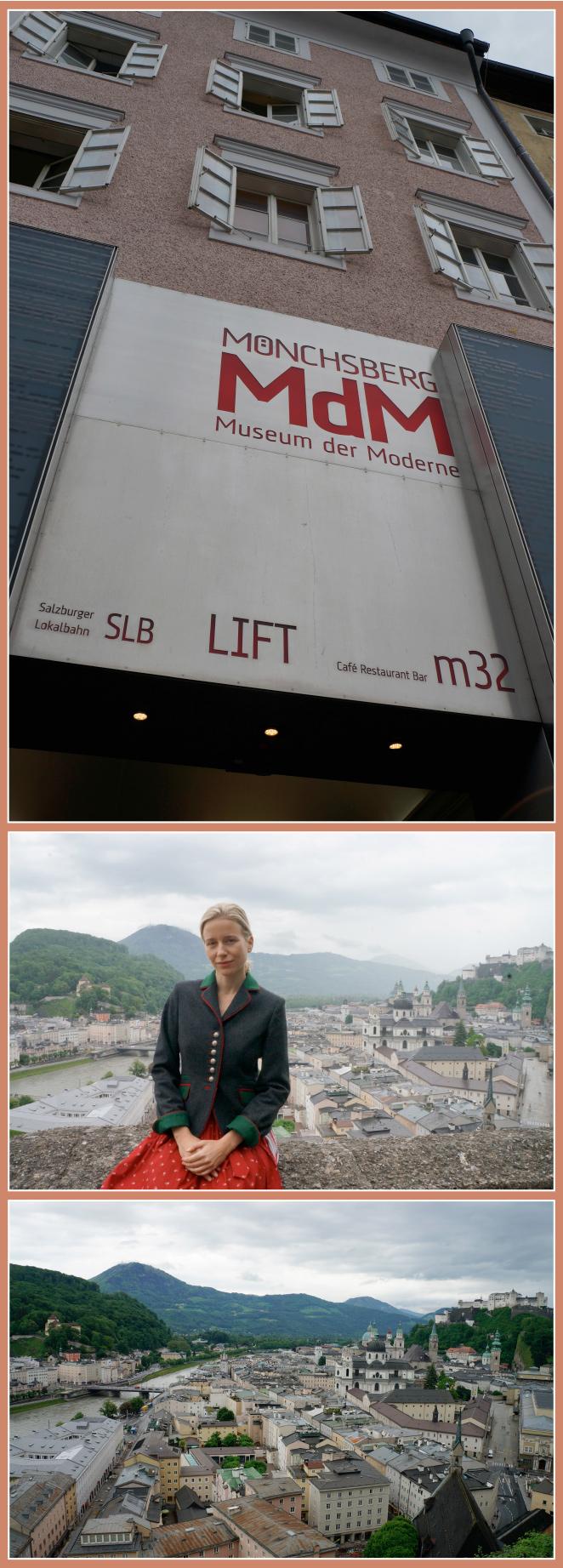 Museo de Arte Moderno, Salzburgo