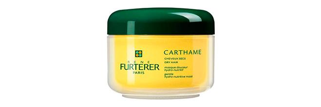 Mascarilla suavidad hidro-nutritiva Carthame de Rene Furterer