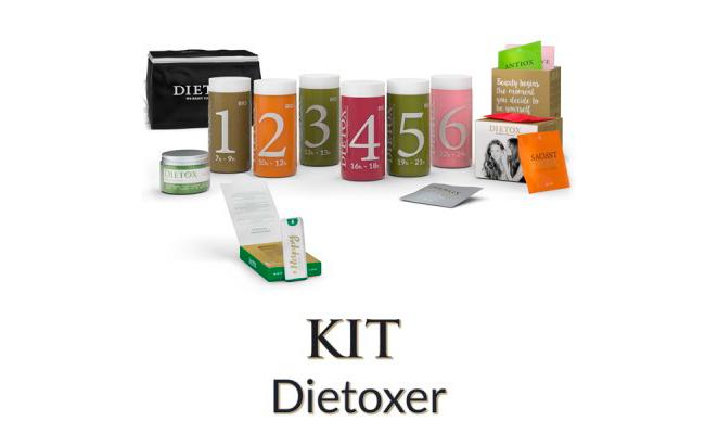 Kit Dietoxer de Dietox