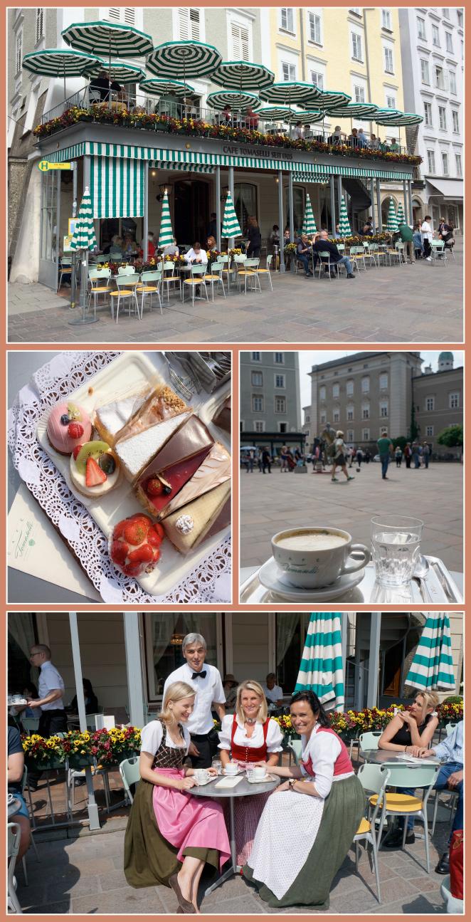 Café Tomaselli, en la Plaza del Mercado Antiguo (Alter Markt)
