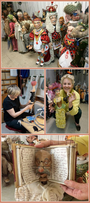 Teatro de Marionetas de Salzburgo que celebró su primer centenario en 2013