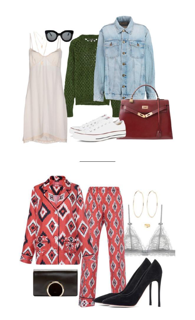 Pieza it: Primavera en pijama