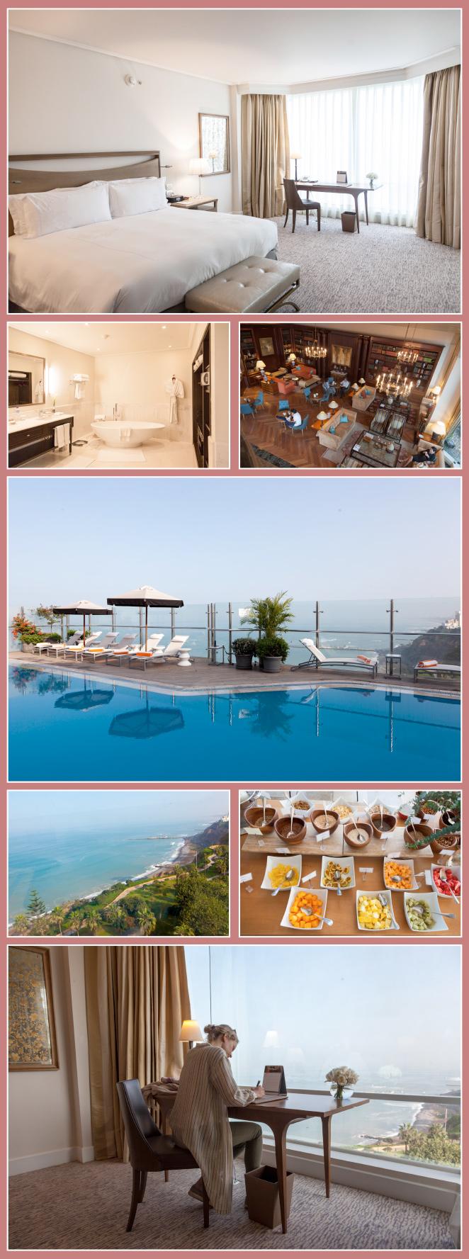 Belmond Miraflores Park es uno de los mejores hoteles de la ciudad de Lima