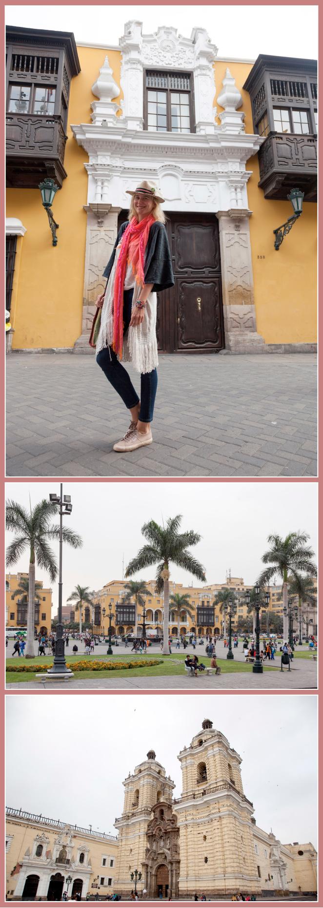 En el centro de Lima fue declarado Patrimonio de la Humanidad en 1991. Allí no os podéis perder la Plaza Mayor, el Convento de Santo Domingo y sus edificios antiguos con preciosos balcones como la Casa de Osambela, entre otros