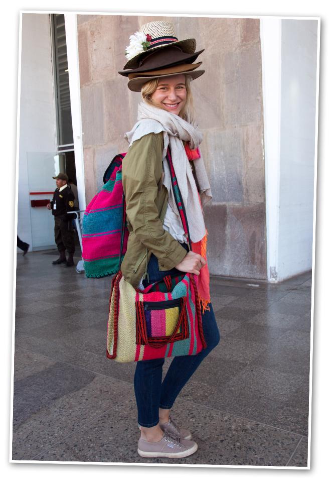 María León en Cuzco