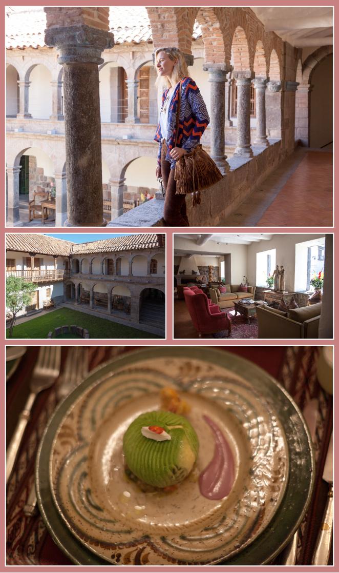 Hotel La Casona de la cadena Inkaterra
