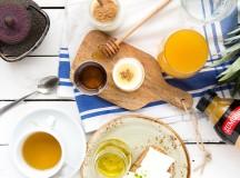 Desayunos saludables a la carta