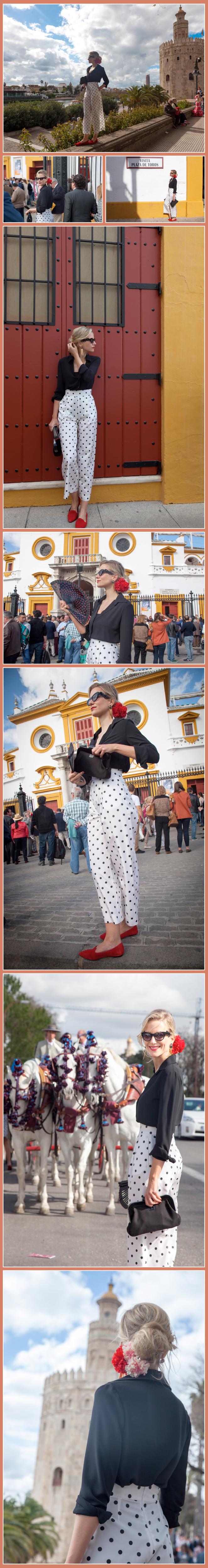 Estilo en la Feria de Sevilla 2016