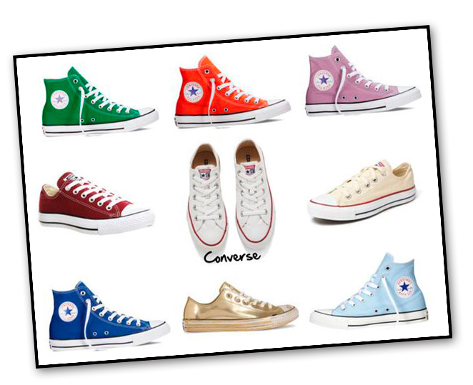 Sneakers - Converse