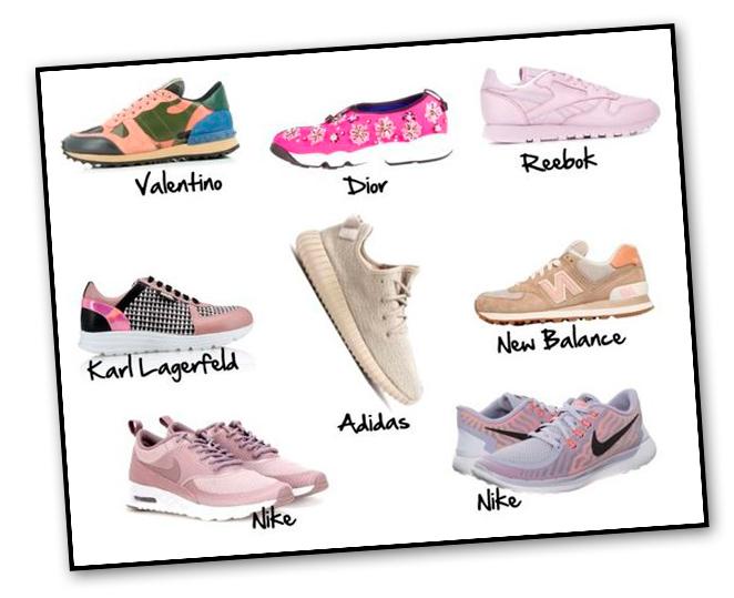 Sneakers - Running