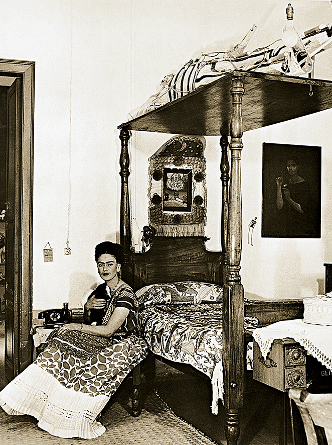 © Banco de Mexico Diego Rivera & Frida Kahlo Museums Trust, Mexico, D.F./Artists Rights Society (ARS)