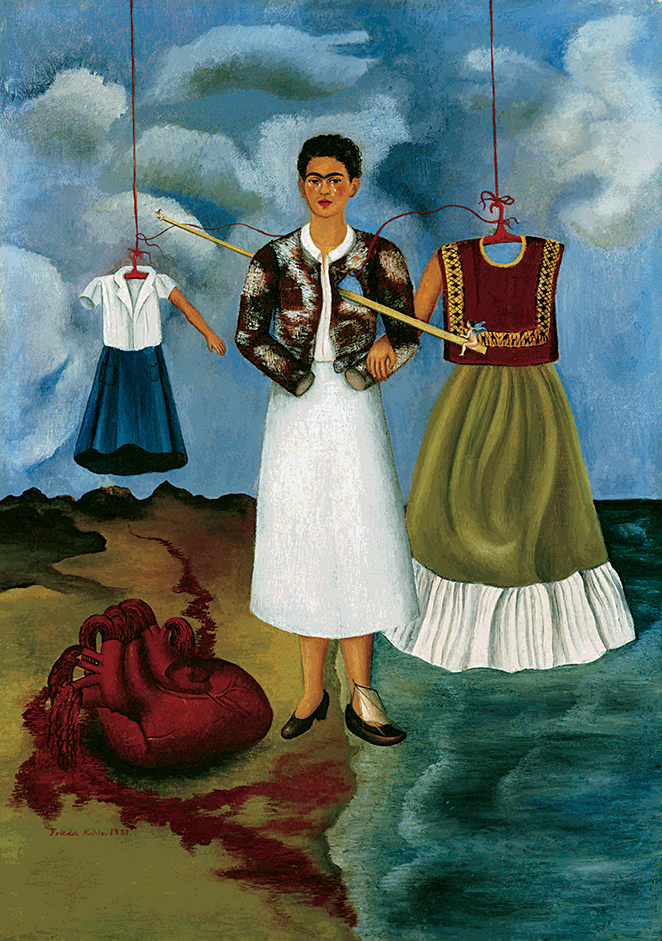© Banco de México Diego Rivera & Frida Kahlo Museums Trust, Mexico, D.F//Artists Rights Society (ARS), New York, image © Christie's Images/Corbis