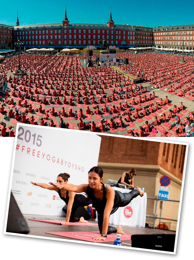 Evento Free-Yoga