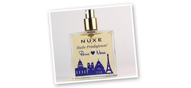 Paris love Nuxe Huile Prodigieuse (edición limitada)