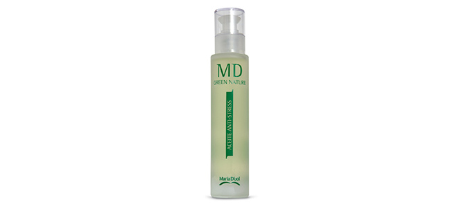 Aceite anti-stress MD Green Nature de Maria D'uol