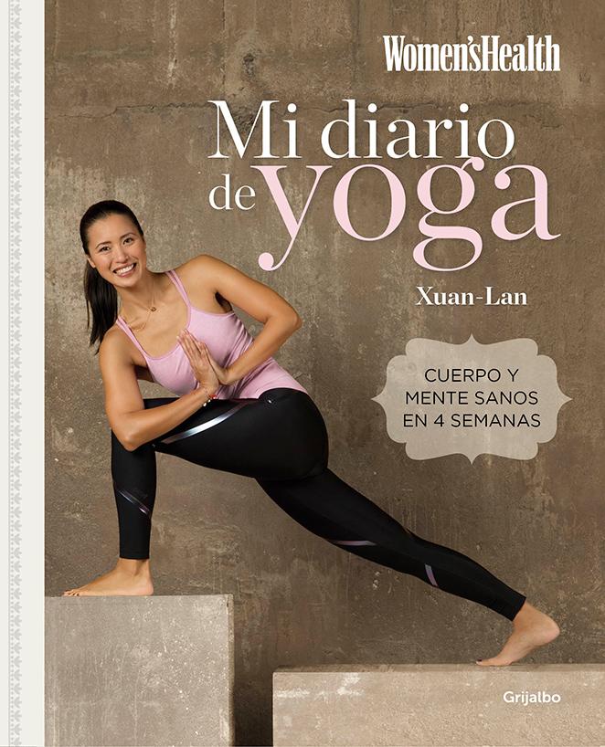 Mi diario de Yoga, libro escrito por Xuan-Lan